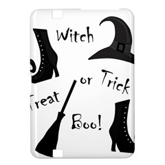 Halloween witch Kindle Fire HD 8.9