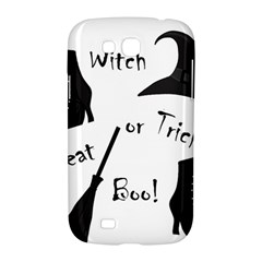 Halloween witch Samsung Galaxy Grand GT-I9128 Hardshell Case