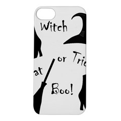 Halloween witch Apple iPhone 5S/ SE Hardshell Case