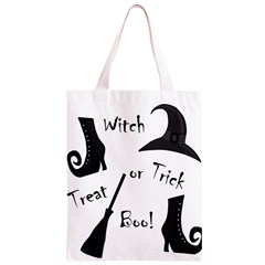 Halloween witch Classic Light Tote Bag