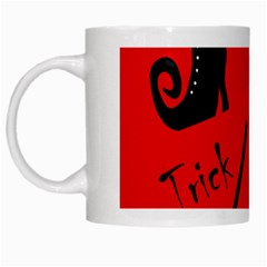 Witch supplies  White Mugs