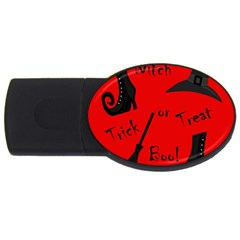 Witch supplies  USB Flash Drive Oval (2 GB)