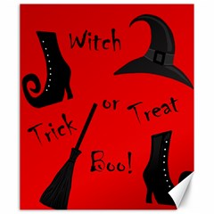 Witch supplies  Canvas 20  x 24