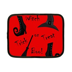 Witch supplies  Netbook Case (Small)