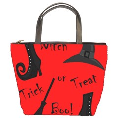 Witch supplies  Bucket Bags