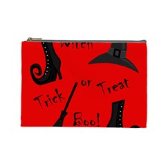 Witch supplies  Cosmetic Bag (Large)
