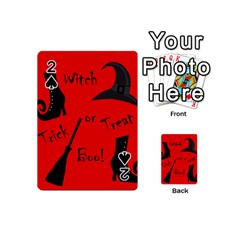 Witch supplies  Playing Cards 54 (Mini)