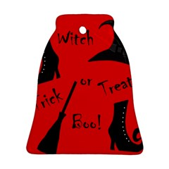 Witch supplies  Ornament (Bell)