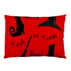 Witch supplies  Pillow Case (Two Sides)