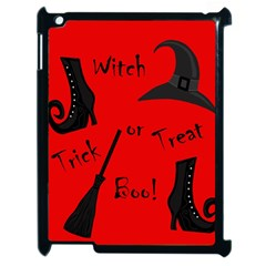 Witch supplies  Apple iPad 2 Case (Black)