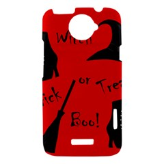Witch supplies  HTC One X Hardshell Case