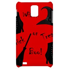 Witch supplies  Samsung Infuse 4G Hardshell Case