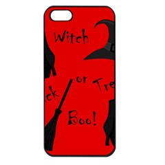 Witch supplies  Apple iPhone 5 Seamless Case (Black)