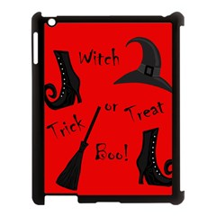 Witch supplies  Apple iPad 3/4 Case (Black)
