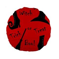 Witch supplies  Standard 15  Premium Round Cushions