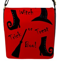 Witch supplies  Flap Messenger Bag (S)