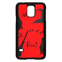 Witch supplies  Samsung Galaxy S5 Case (Black)
