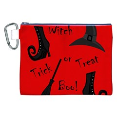 Witch supplies  Canvas Cosmetic Bag (XXL)