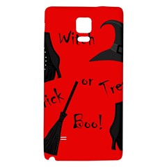 Witch supplies  Galaxy Note 4 Back Case