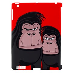 Gorillas Apple iPad 3/4 Hardshell Case (Compatible with Smart Cover)