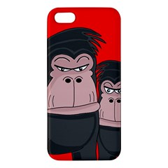 Gorillas iPhone 5S/ SE Premium Hardshell Case