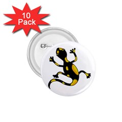 Lizard 1.75  Buttons (10 pack)