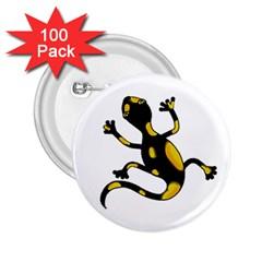 Lizard 2.25  Buttons (100 pack)