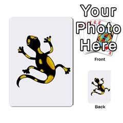 Lizard Multi-purpose Cards (Rectangle)