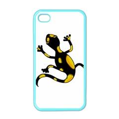 Lizard Apple iPhone 4 Case (Color)