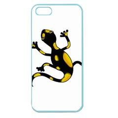 Lizard Apple Seamless iPhone 5 Case (Color)