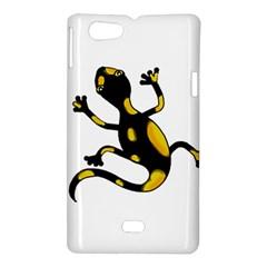 Lizard Sony Xperia Miro