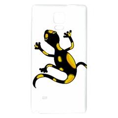 Lizard Galaxy Note 4 Back Case