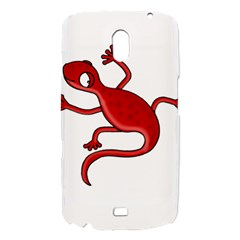 Red lizard Samsung Galaxy Nexus i9250 Hardshell Case