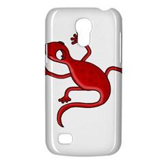 Red lizard Galaxy S4 Mini