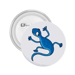 Blue lizard 2.25  Buttons
