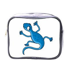 Blue lizard Mini Toiletries Bags