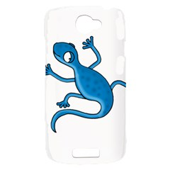 Blue lizard HTC One S Hardshell Case
