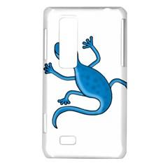 Blue lizard LG Optimus Thrill 4G P925