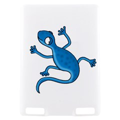 Blue lizard Kindle Touch 3G