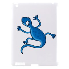 Blue lizard Apple iPad 3/4 Hardshell Case (Compatible with Smart Cover)