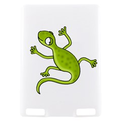Green lizard Kindle Touch 3G
