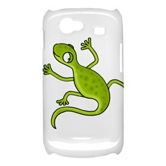 Green lizard Samsung Galaxy Nexus S i9020 Hardshell Case