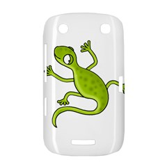 Green lizard BlackBerry Curve 9380