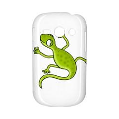 Green lizard Samsung Galaxy S6810 Hardshell Case
