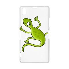 Green lizard Sony Xperia Z1