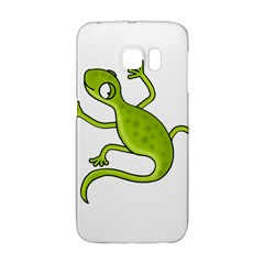 Green lizard Galaxy S6 Edge