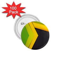 Your Resolution 1.75  Buttons (100 pack)