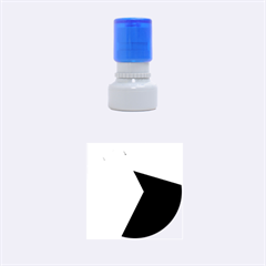 Your Resolution Rubber Round Stamps (Small)