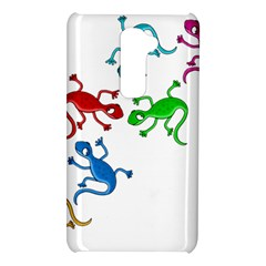 Colorful lizards LG G2