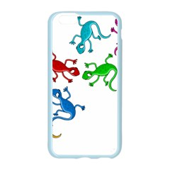 Colorful lizards Apple Seamless iPhone 6/6S Case (Color)